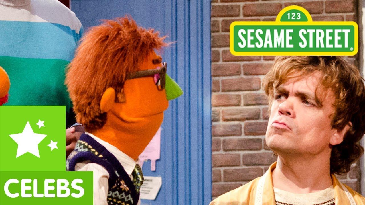 Sesame Street: Peter Dinklage in Simon Says