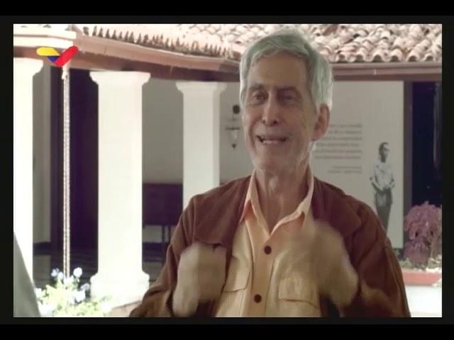Vladimir Acosta entrevistado en Aquí con Ernesto Villegas, 29 noviembre de 2020