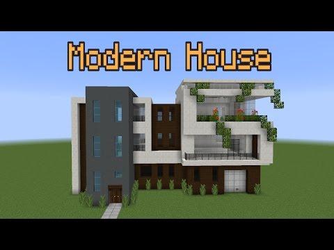 Let's Build a... Modern House?!
