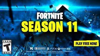 Season 11 Trailer - Official World Reveal (Fortnite Battle Royale)