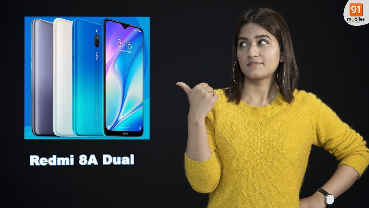 Redmi 8A Dual: :Review of specification!