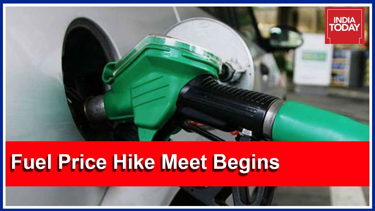 Fuel Price Hike | Union Cabinet Meet On Petrol Prices Begins