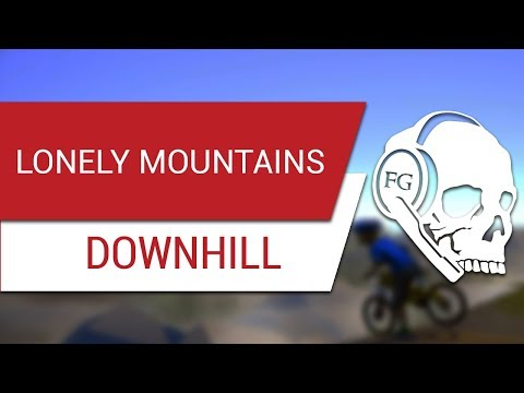 Lonely Mountains: Downhill - Kickstarter Reveal Trailer