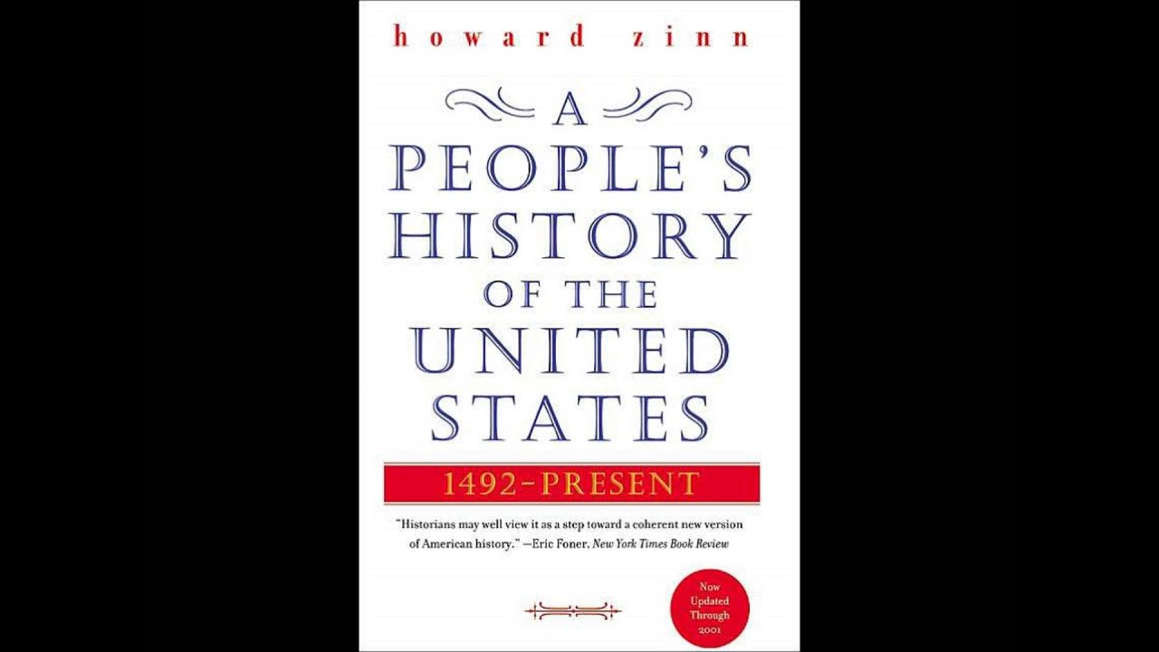 howard zinn a peoples history ch Chapter four of a people's history of the united states, by howard zinn is about how britain's aggressiveness in government allows their tightening on the colonies because of their need for raw materials to balance their economy, their control over the colonies becomes stronger in order to obtain these raw materials.