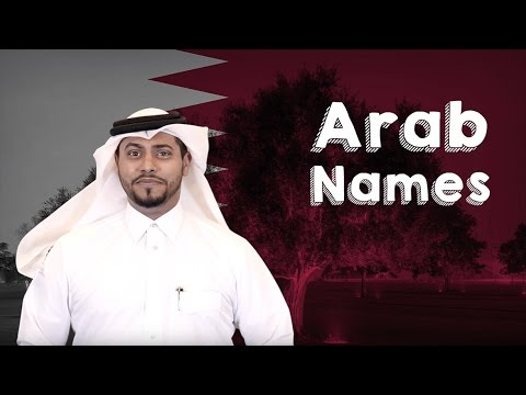 #QTips: Arabic names, Tribes, and how they work
