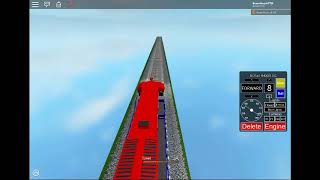 ROBLOX: Testing at BC Rail MLW M420W