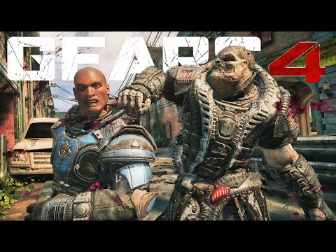 ALL EXECUTIONS I WITH VOLD RAAM I Gears Of War 4