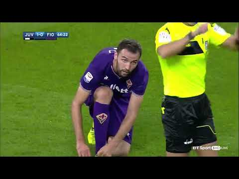 Juventus vs Fiorentina 1-0 Highlights & Goals - Serie A 20 Sep 2017