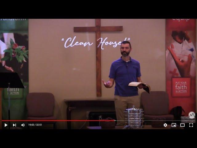"""""""Clean House!"""""""