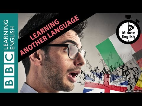 Learn to talk about learning a language in 6 minutes! - YouTube