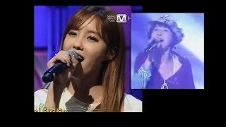 T-ARA Hyomin & Park Hye Kyung Goodbye + English Lyrics