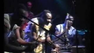 Ebaeh (Live set) - Nii Tagoe