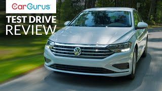 2019 Volkswagen Jetta | CarGurus Test Drive Review