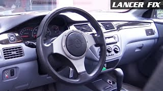 Lancer Fix 29 | EVO 7,8,9 MOMO Steering [English]