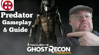 Ghost Recon Wildlands Predator PS4 Pro Gameplay & Guide (Tips on how to take down the Predator)