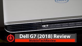 "Dell G7 15"" Gaming Laptop Review"