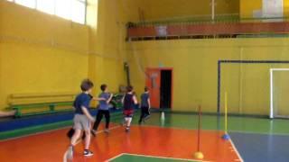 Саратов 99-00 первые тренировки 2008