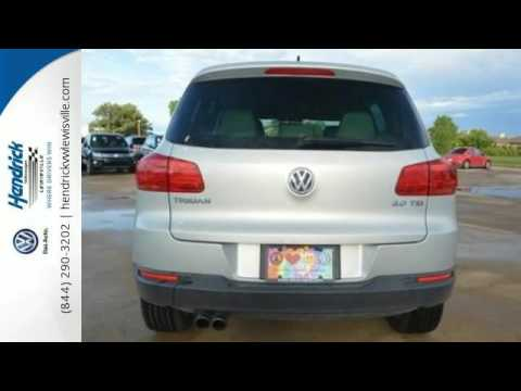 2013 Volkswagen Tiguan Lewisville TX Carrollton, TX #LP6646