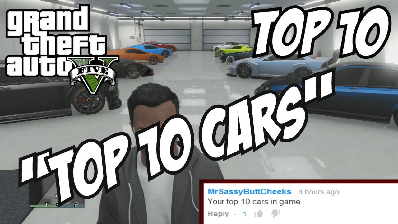 GTA 5 - Top 10 Best Cars!! (GTA V Best Cars!!) - YouTube