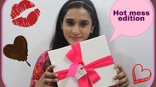 Sugar Box India August 2015(hot mess edition) ~cutiful blogger~
