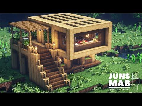 Вопрос: Как построить дом в Minecraft?