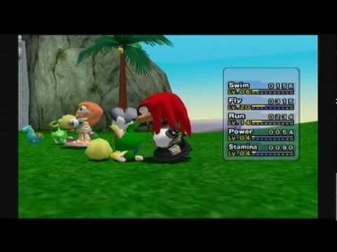 SA2B: 2 Player Chao World