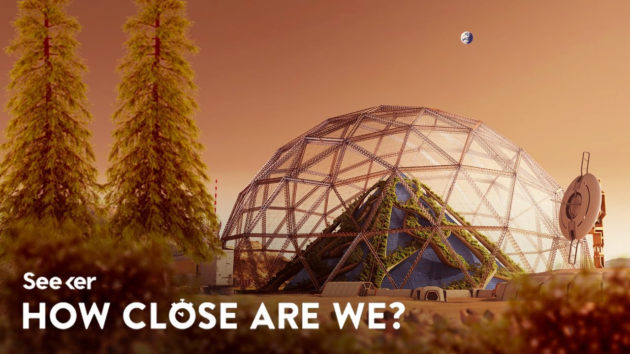 Download How Close Are We to Terraforming Mars?