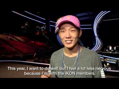MAMA 2015 Backstage: IKON Bobby Interview