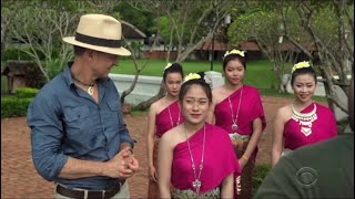 The Amazing Race 31: Second Pit Stop (all placements) (Laos)
