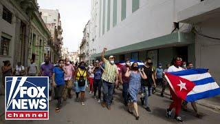 'Fox & Friends' hosts react to Cuban rallies against communism