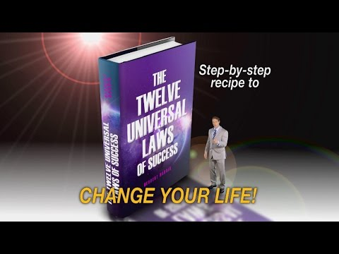 The 12 Universal Laws of Success DRTV 2Min