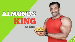 ALMOND'S FOR WEIGHT LOSS || ಇಗ್ನಿಸ್ ಫಿಟ್ನೆಸ್ || Body Transformation Specialist