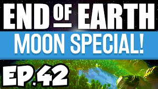 End of Earth: Minecraft Modded Survival Ep.42 - TO THE MOON!!! (Steve's Galaxy Modpack)