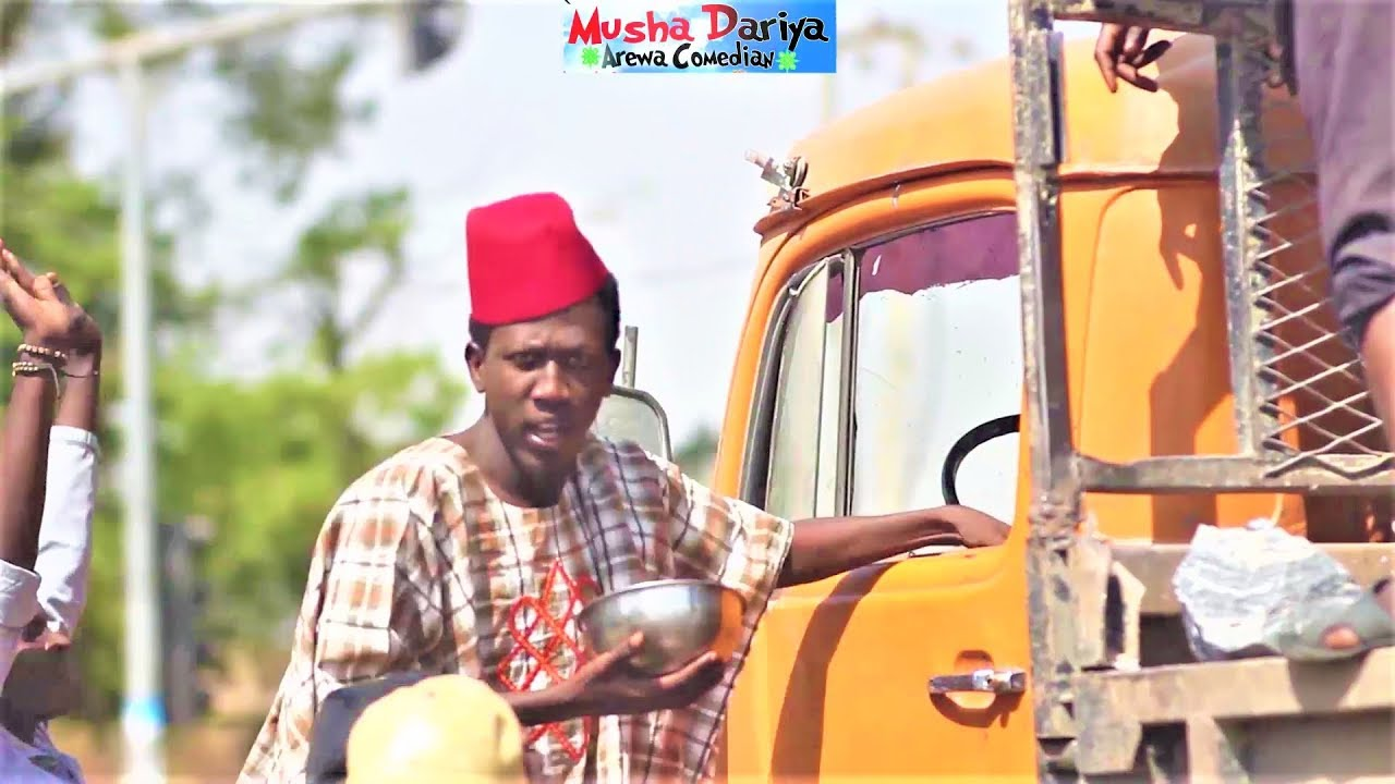 Download Musha Dariya Kalli Aliartwork Yana Bara - Arewa Comedians