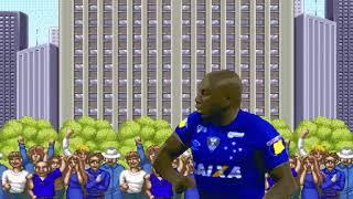 Cruzeiro Hexacampeão com SOCO do SASSÁ no MAIKE