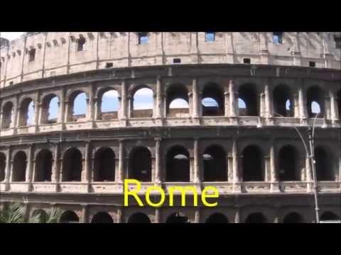 Serenade of the Seas Euro-Cruise 2014 Venice,Rome,Koto,Amalfi and Split