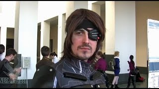 SOLID SNAKE! Metal Gear Cosplay by Spencer Doe