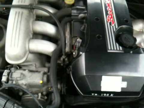 Toyota altezza engine problems?  YouTube