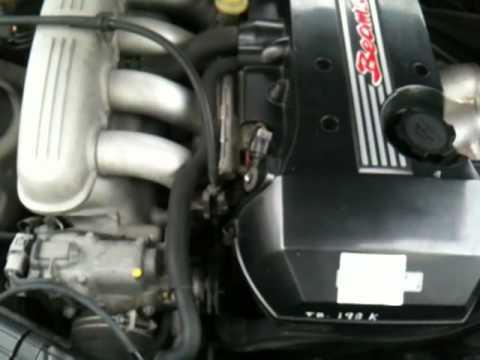 Toyota altezza engine problems YouTube