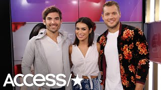 """The Bachelorette"" and ""The Bachelor"" alums Colton Underwood, Jared..."