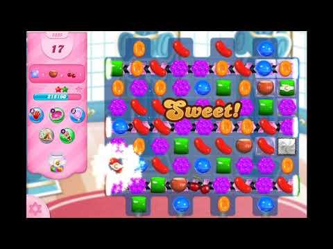 Candy Crush Saga - Level 2895 - No boosters ☆☆☆