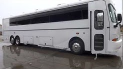 2007 Craftsman 52 Passenger Party Bus For Sale