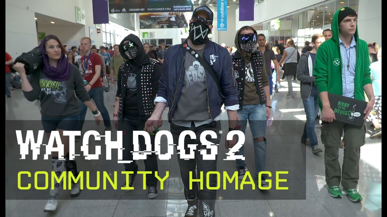 Watch Dogs  Wrench Voice Actor