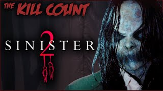 Sinister 2 (2015) KILL COUNT