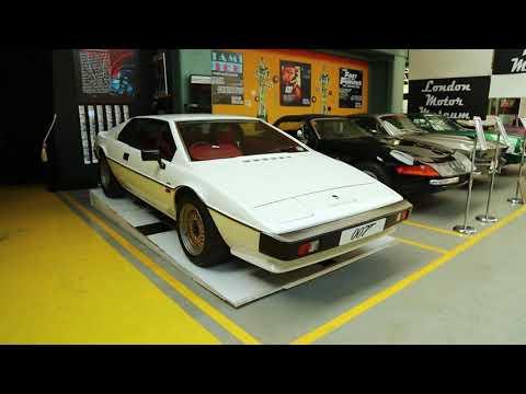 James Bond Replica London Motor Museum 
