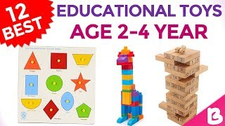 Must Have For Growing Kids | Best Educational Toys For Kids Age 2 - 4 Years | Gifting Ideas