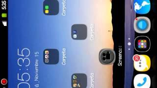 Un launcher mas para alcatel t pop y android 2.3.6