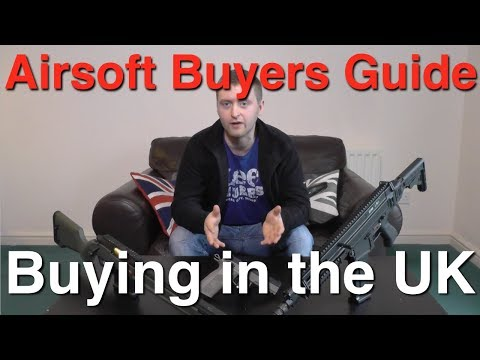 Airsoft Buyers Guide - Buying your First Loadout