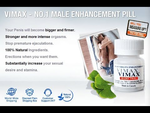 Vimax Pill Review 2018
