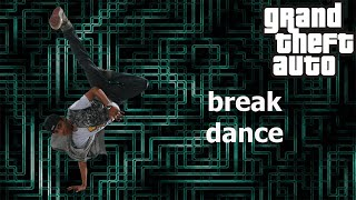 Mod De Bailar Breakdance Para Gta San Andreas